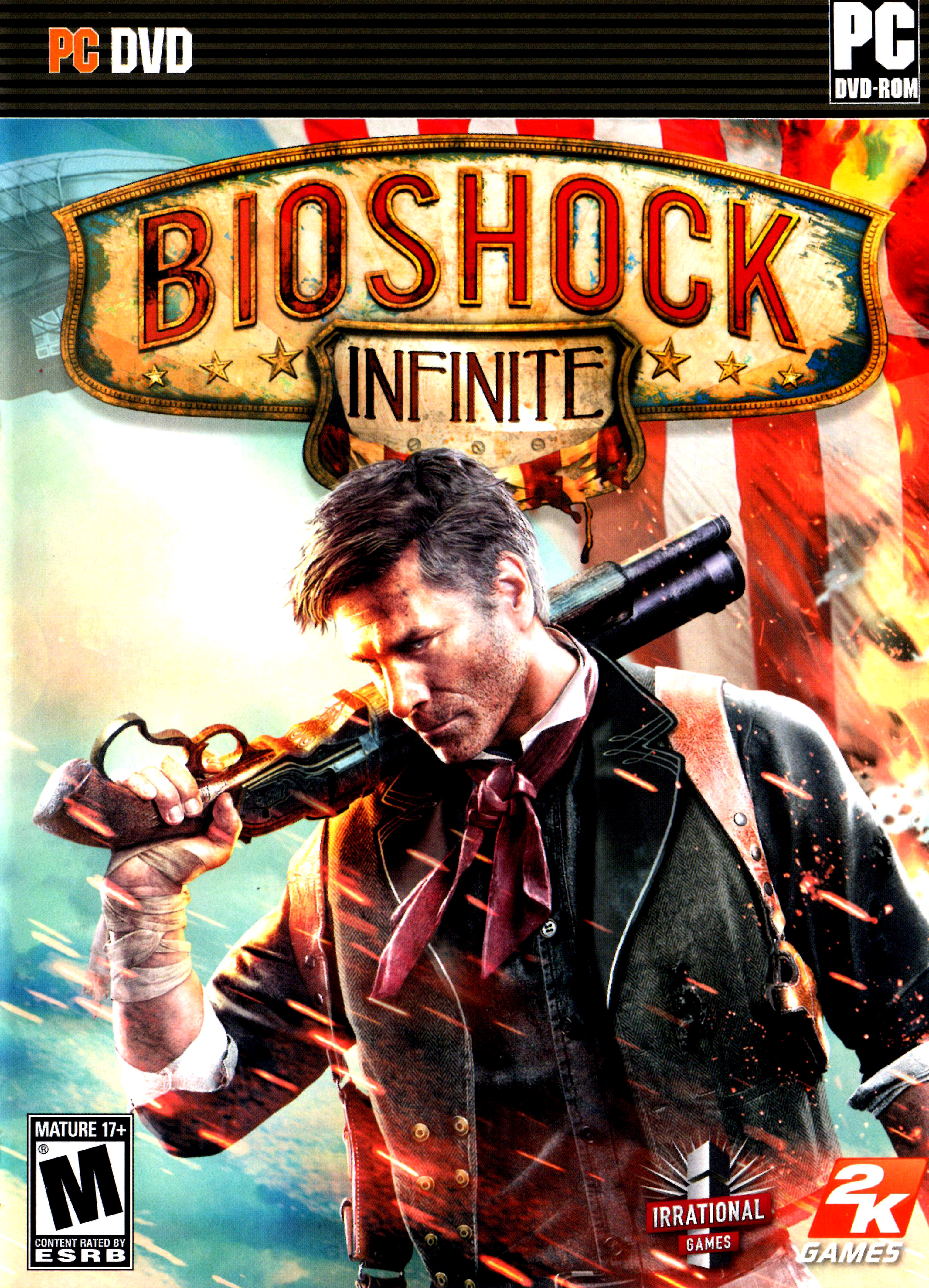 Bioshock Infinite - Rating and User Reviews | GAMERS DECIDE