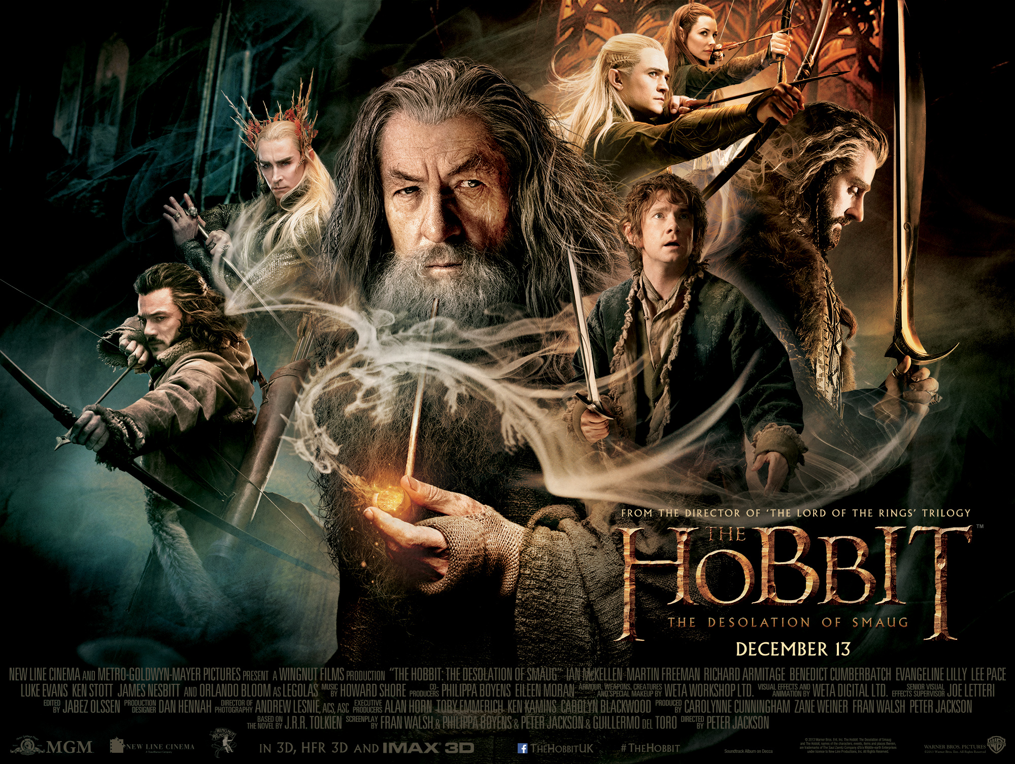 Hobbit 2 full movie in hindi dubbed / Shom uncle episode 1