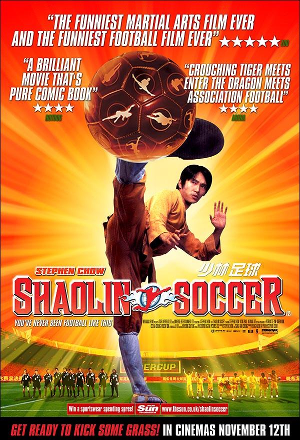 Shaolin Soccer Full Movie