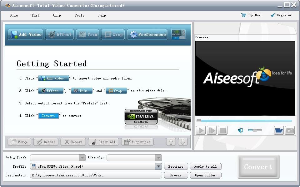 Aiseesoft total video converter 6 1 18 1995